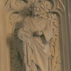 Relief panel from the Pulpit